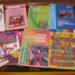 Выставка литературы, посвященной здоровому образу жизни